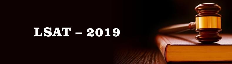 LSAT 2019